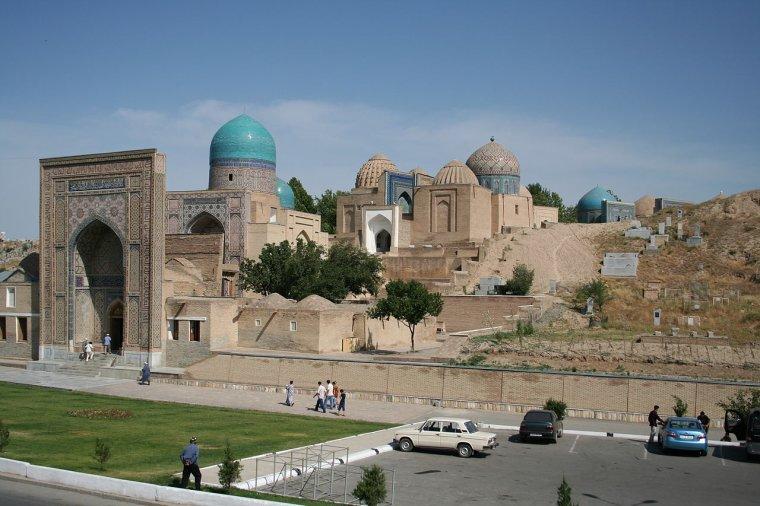 Ouzbékistan  -  Samarcande