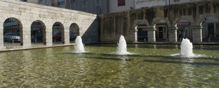 Station thermale  -  Fontaine chaude