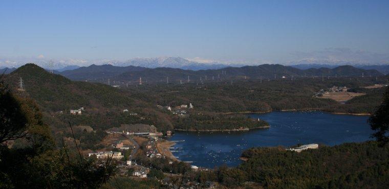Japon  -  Lac Iruka