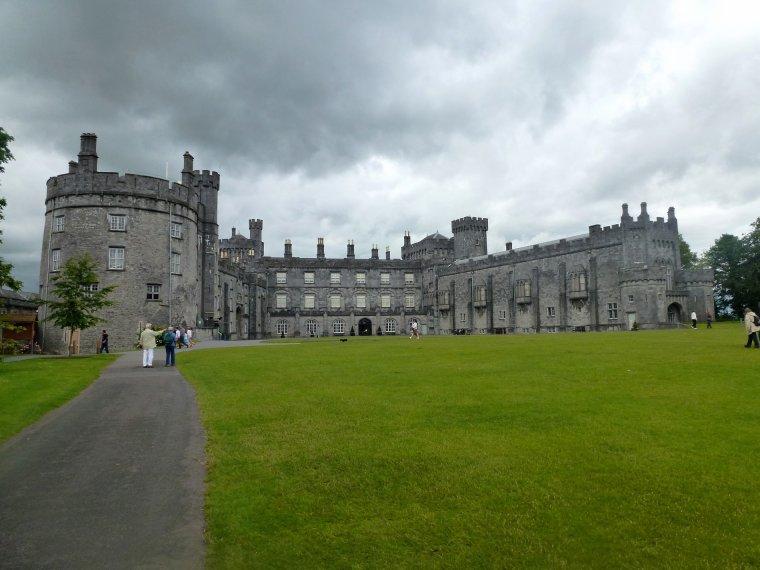 Irlande  -  Château de Kilkenny