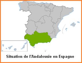 Espagne  -  Andalousie