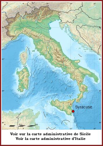 Italie  -  Syracuse (Sicile)