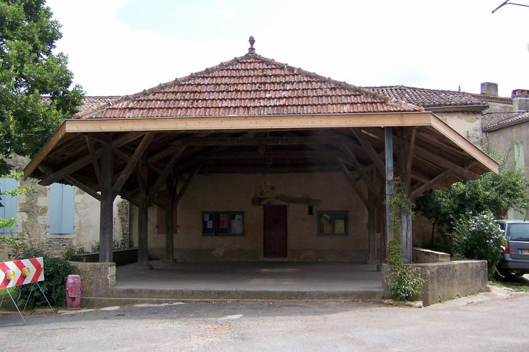 France  -  Castelmoron-d'Albret