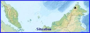 Malaisie  -  Mont Kinabalu
