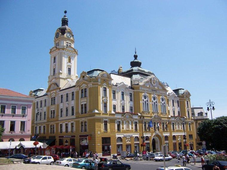 Hongrie  -  Pécs