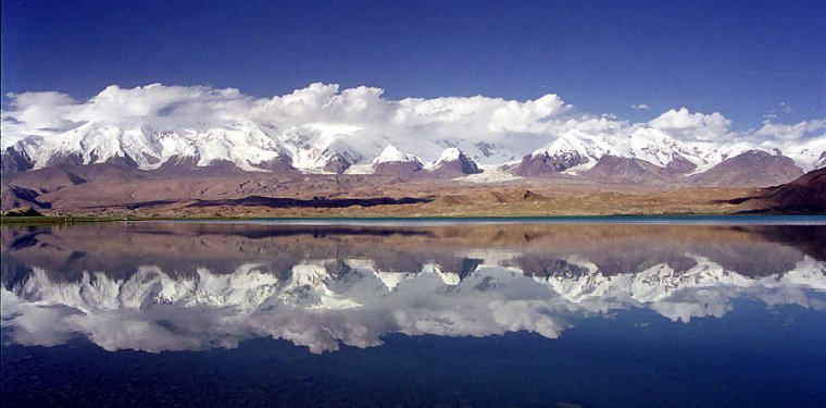 Chine  -  Lac Karakul