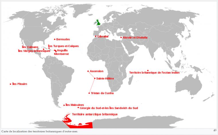 Territoire britannique d'outre-mer