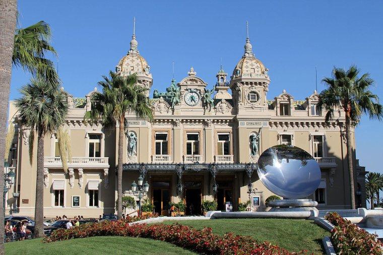 Quartiers des grandes villes _  Monte-Carlo