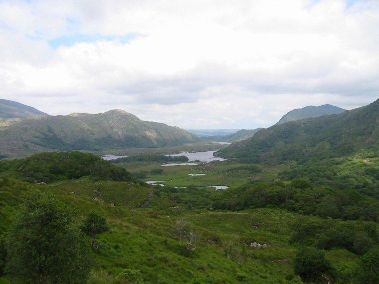 Randonnée  -  Anneau du Kerry