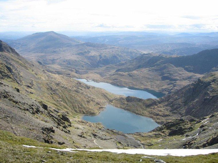 Pays de Galles  -  Mont Snowdon