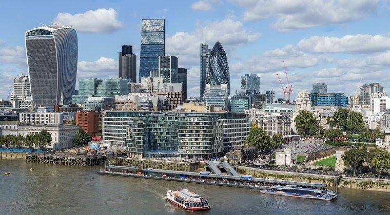 Capitale du Royaume-Uni  -  Londres
