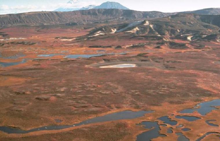 Russie  -  Réserve naturelle de biosphère d'État de Kronotski