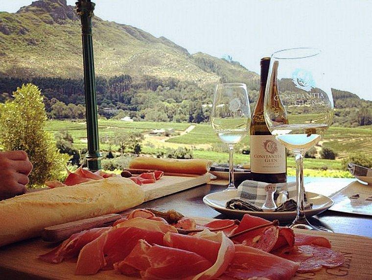 Viticulture en Afrique du Sud
