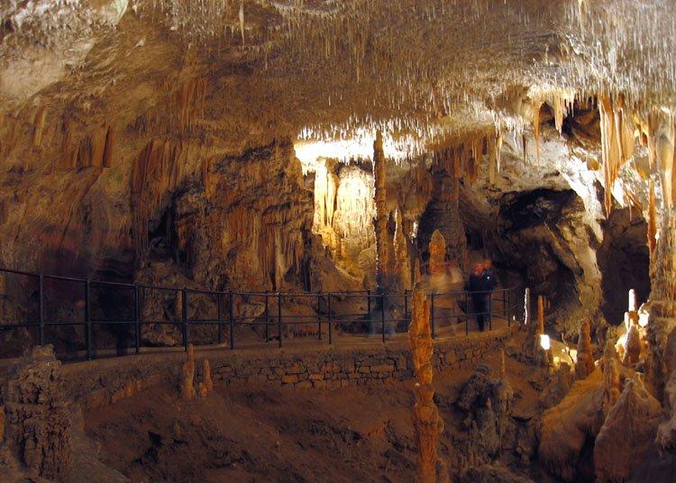 Slovénie  -  Grotte de Postojna
