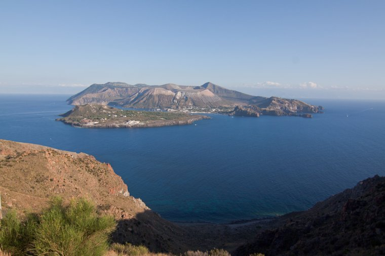 Italie  -  Îles Éoliennes