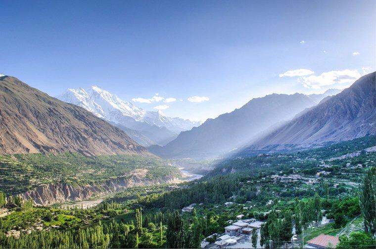 Pakistan  -  Vallée de la Hunza
