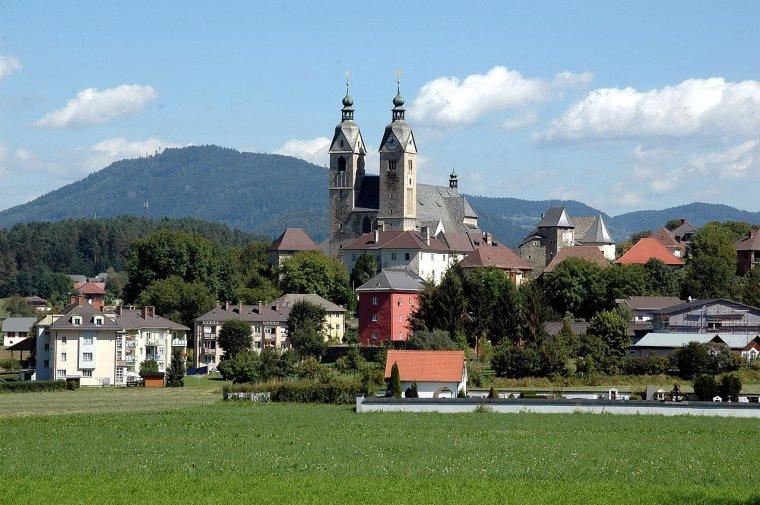 Autriche  -  Chemin céleste
