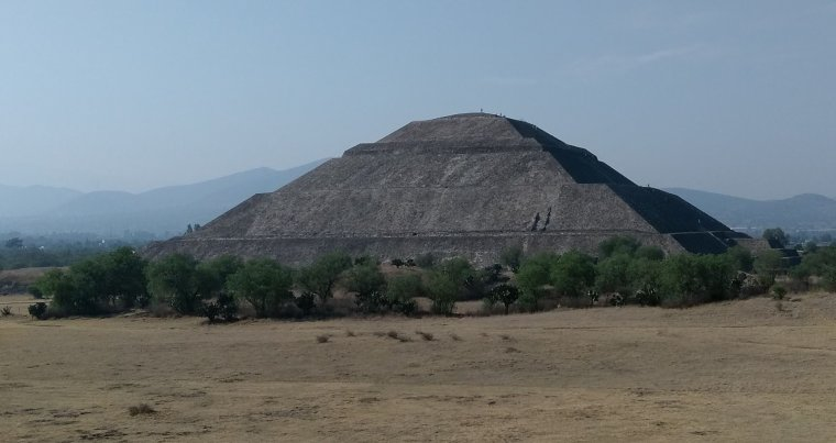 Mexique  -  Teotihuacan