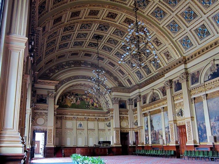 Ecosse  -  Hôtel de ville de Glasgow