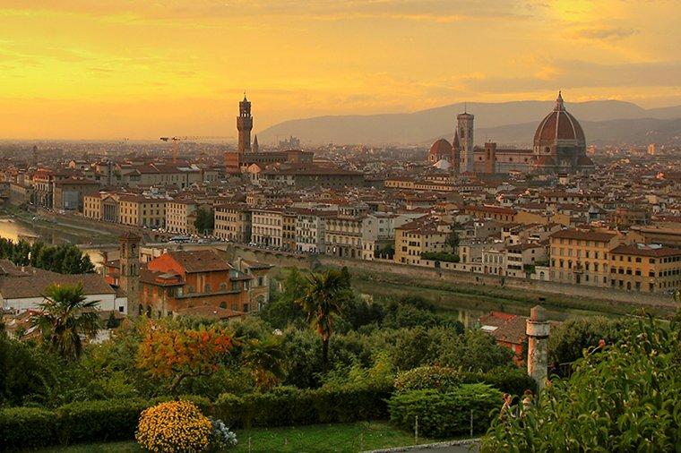 Italie  -  Région de Toscane
