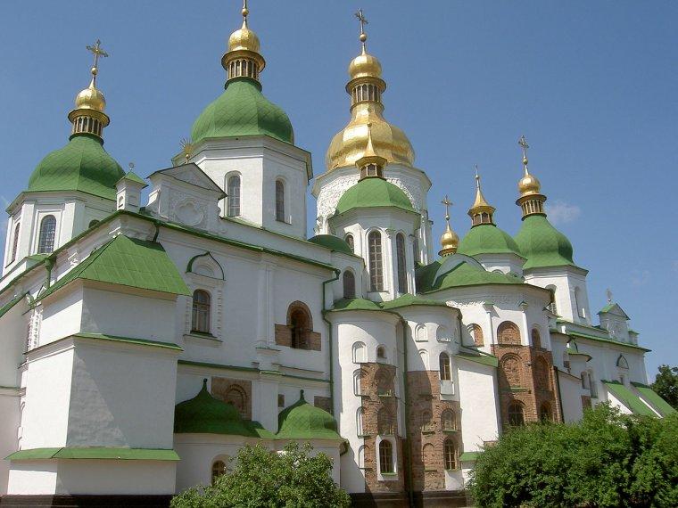 Sept merveilles d'Ukraine