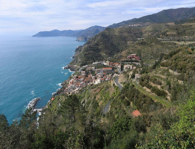 Italie  -  Cinque Terre