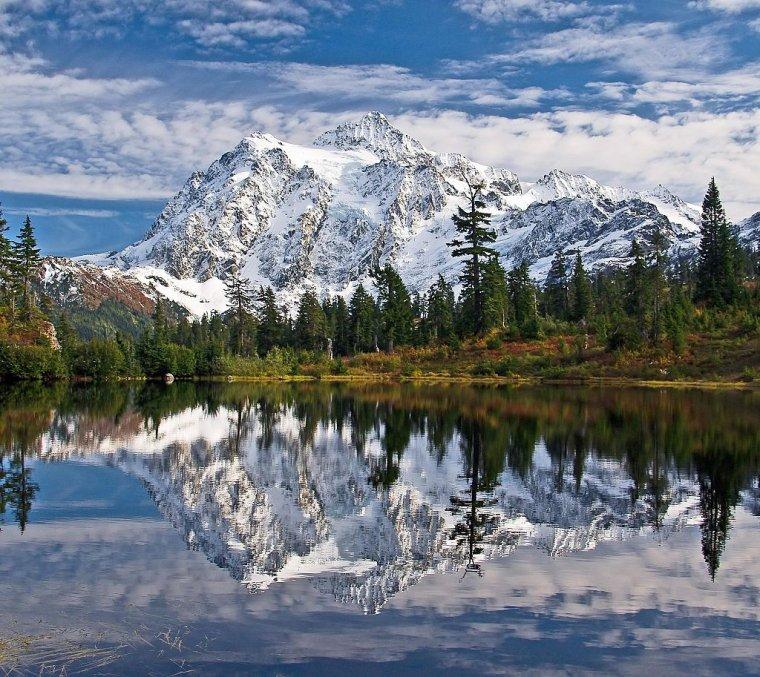 Etats-Unis  -  Chaîne des Cascades