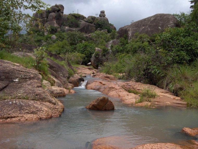Nigéria  -  Plateau de Jos