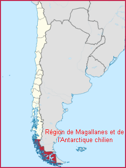 Région de Magallanes et de l'Antarctique chilien