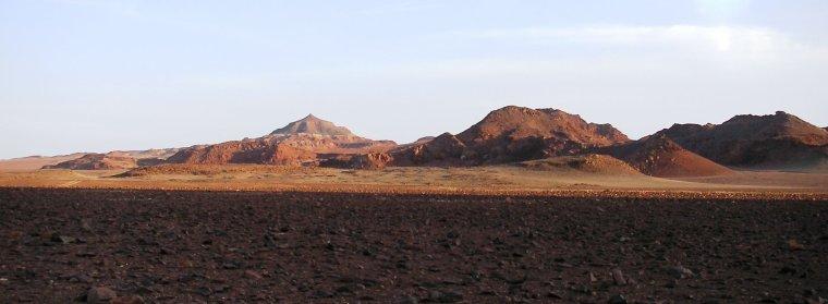 Namibie  -  Etat du Damaraland