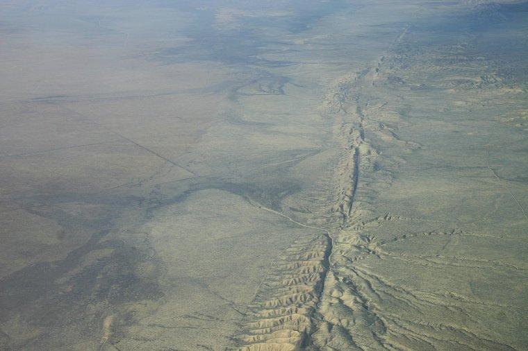 Géologie Structurale  -  Faille