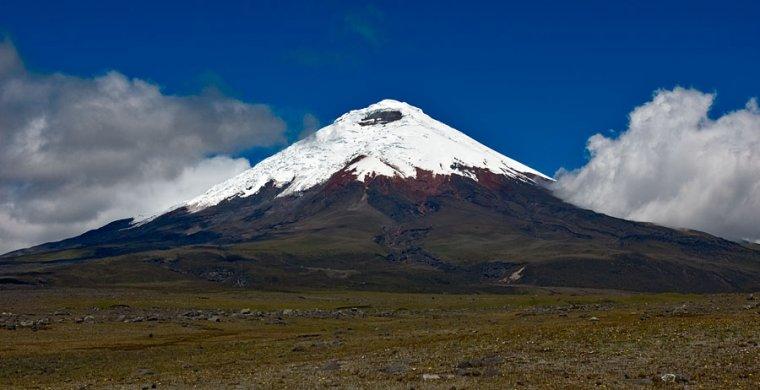 Equateur  -  Cotopaxi