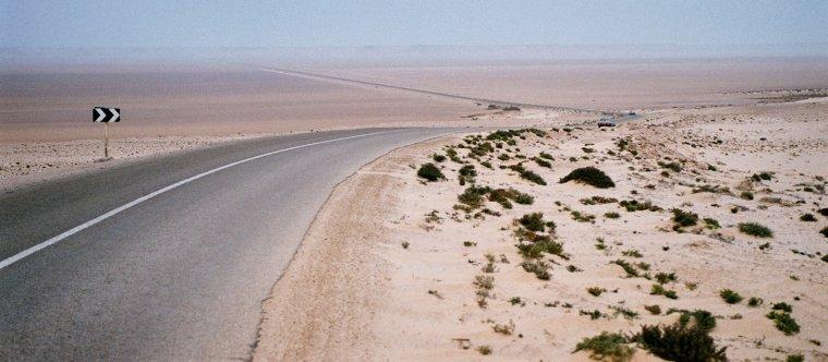 Afrique  -  Route transsaharienne