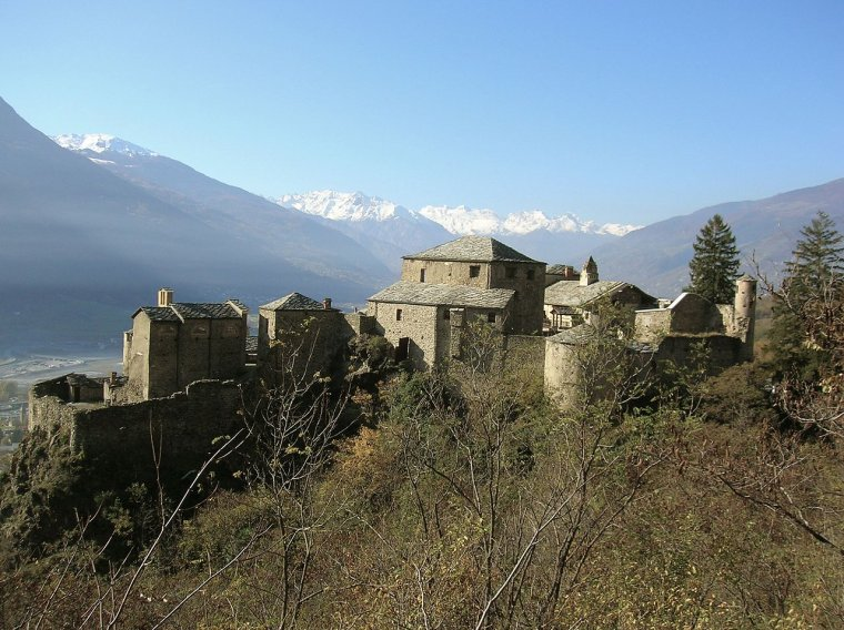 Italie  -  Vallée d'Aoste