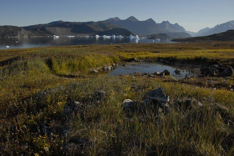 Canada/Groenland  -  Détroit de Davis