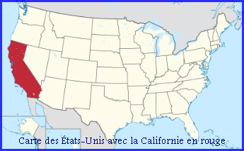 Etats-Unis  -  Californie