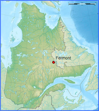 Canada  -  Fermont