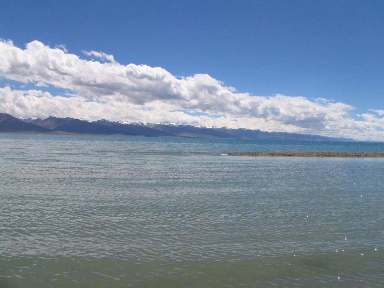 Chine  -  Lac Namtso
