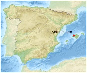 Espagne  -  Valldemossa