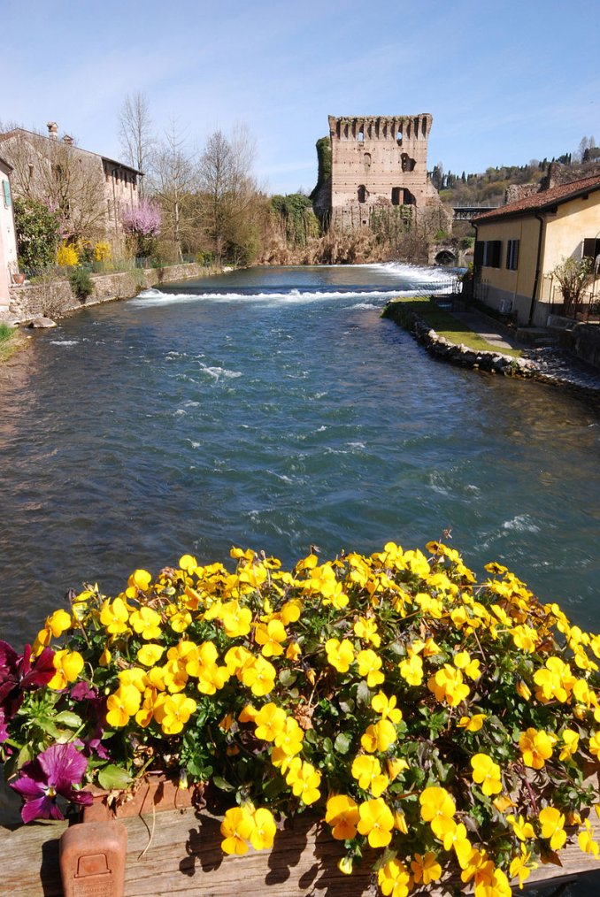 Italie  -  Borghetto (Valeggio sul Mincio)