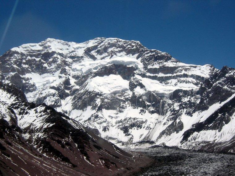 Argentine  -  Aconcagua