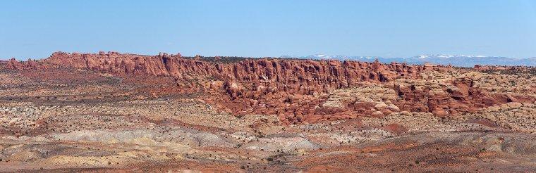 Etats-Unis  -  Parc national des Arches  (Utah)