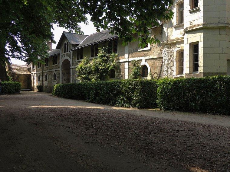 France  -  Château du Lude (Sarthe)