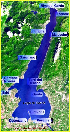 Italie  -  Lac de Garde