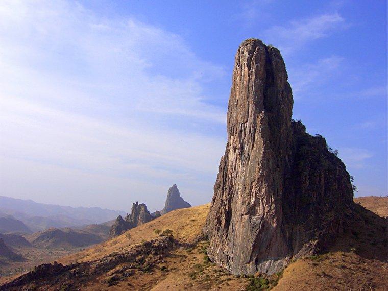 Cameroun / Nigeria  -  Monts Mandara