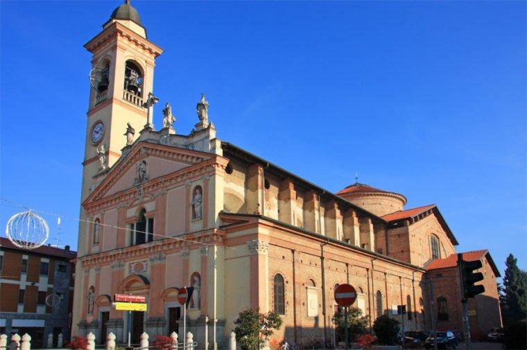 Italie  -  Bellinzago Novarese