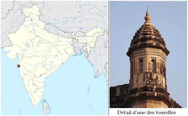 Inde  -  Porte de l'Inde (Bombay)