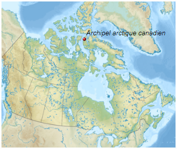 Archipel arctique canadien