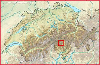 Suisse  -  Vallée de la Léventine