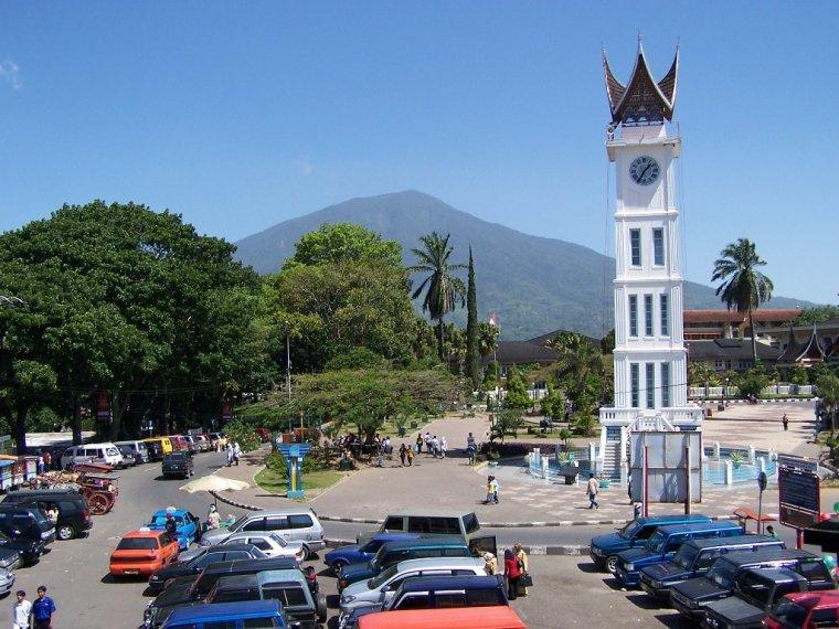 Indonésie  -  Bukittinggi